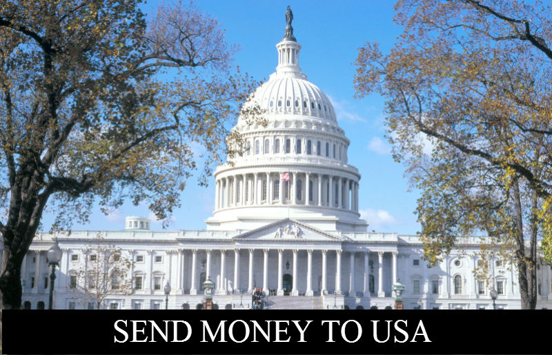 Send Money To US | Easy and Safe Money Transfers To USA‎